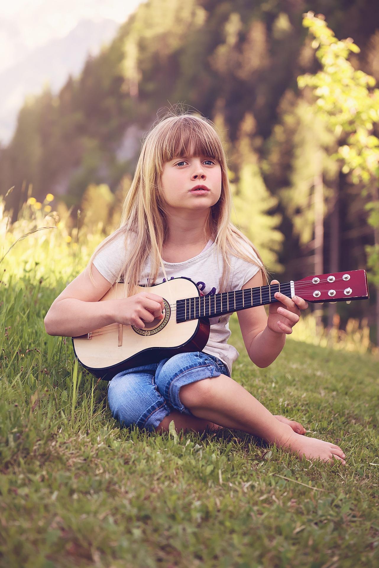 音楽の習い事が子どもに与える効果とは?
