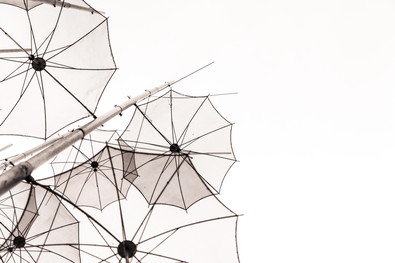 白色の日傘の黄ばみなどの汚れを取る方法とは?洗うことは出来るのか?
