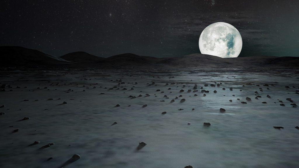 満月の日は赤ちゃんは産まれやすいの?それって本当?その理由とは??