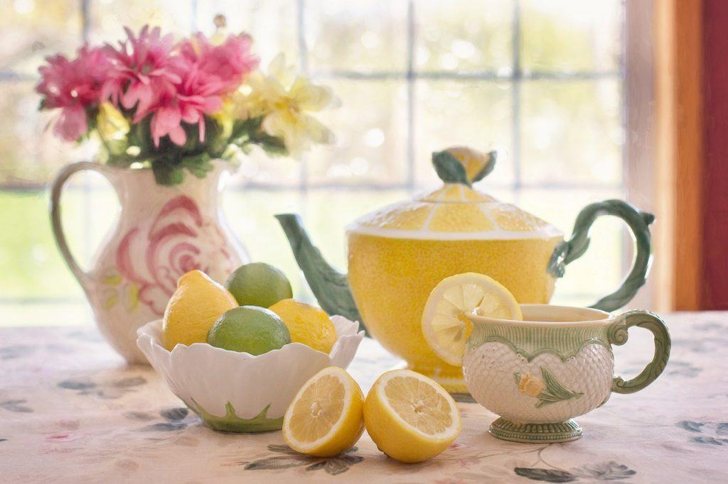 ドライフルーツのレモンにはどんな効能があるの?
