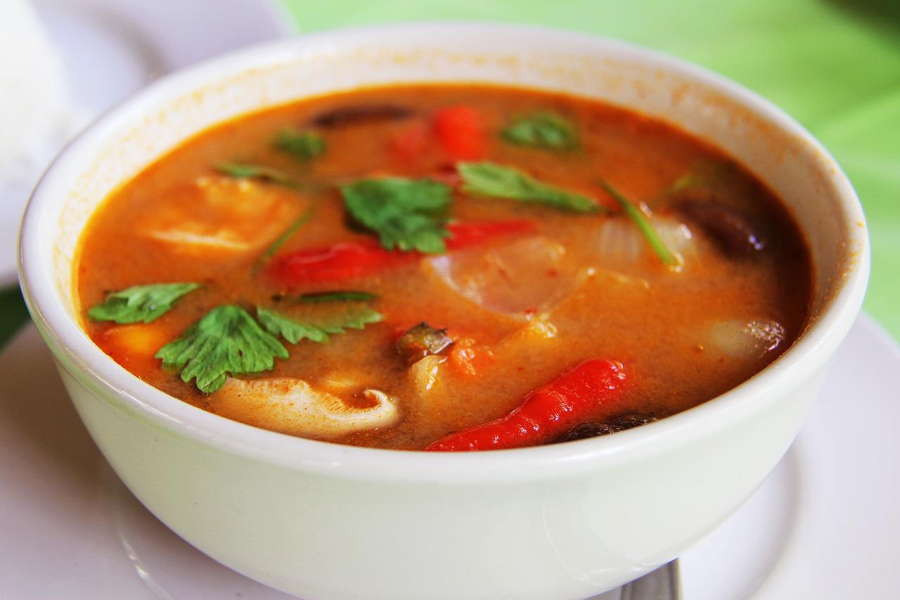 スープジャーでカレー弁当!ラップを活用して洗うのを簡単にしよう!