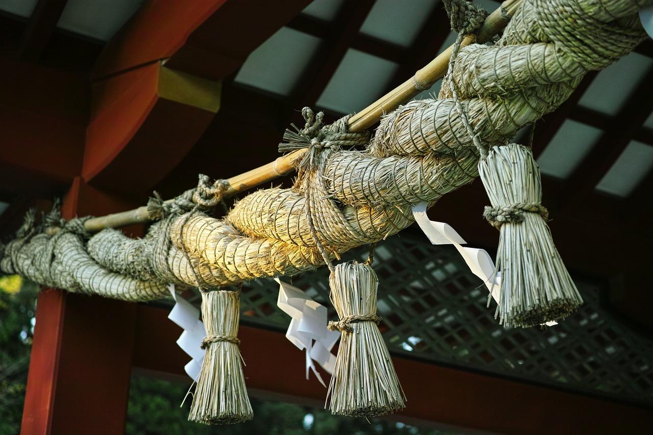 しめ縄を12月31日に飾ってはいけない、そのわけとは?