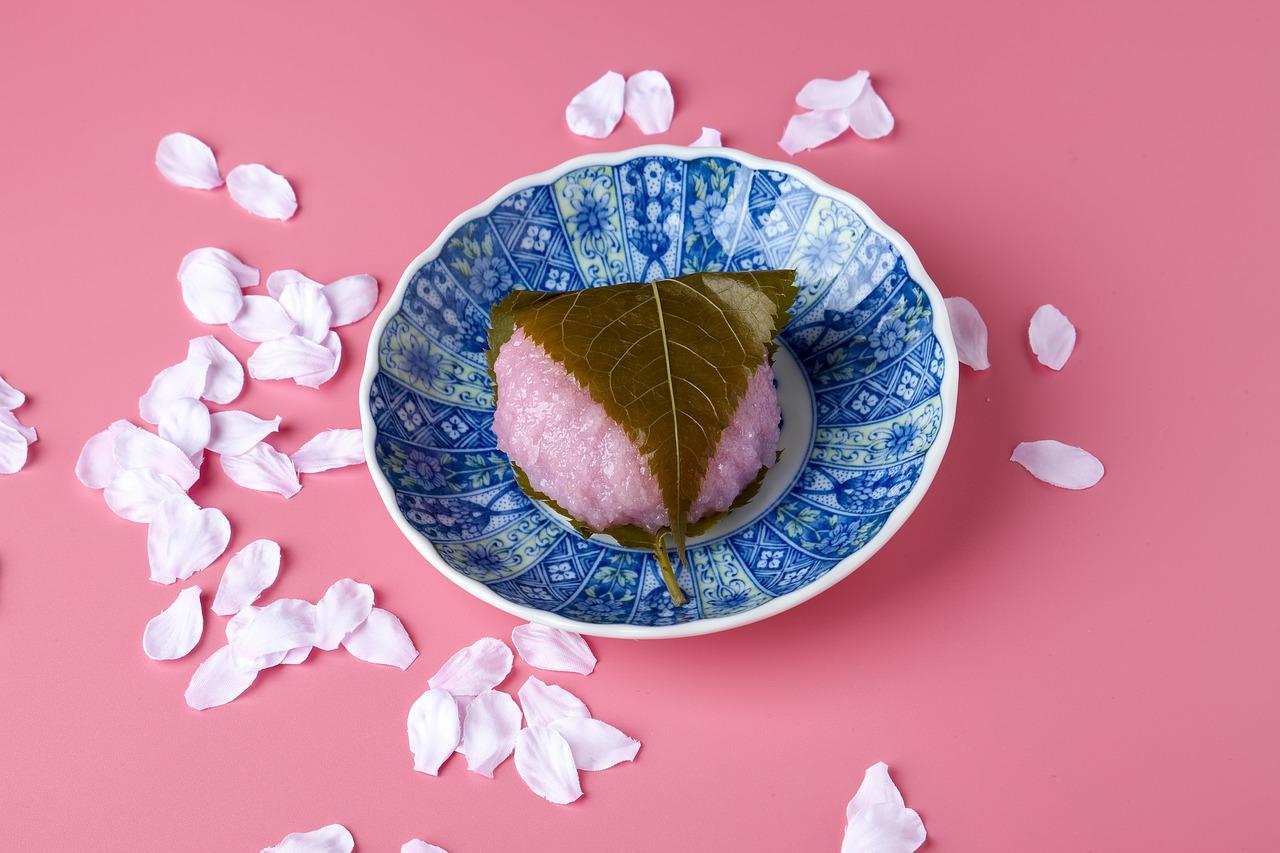 桜餅はいつ頃、どこで生まれた?その時代背景とは?