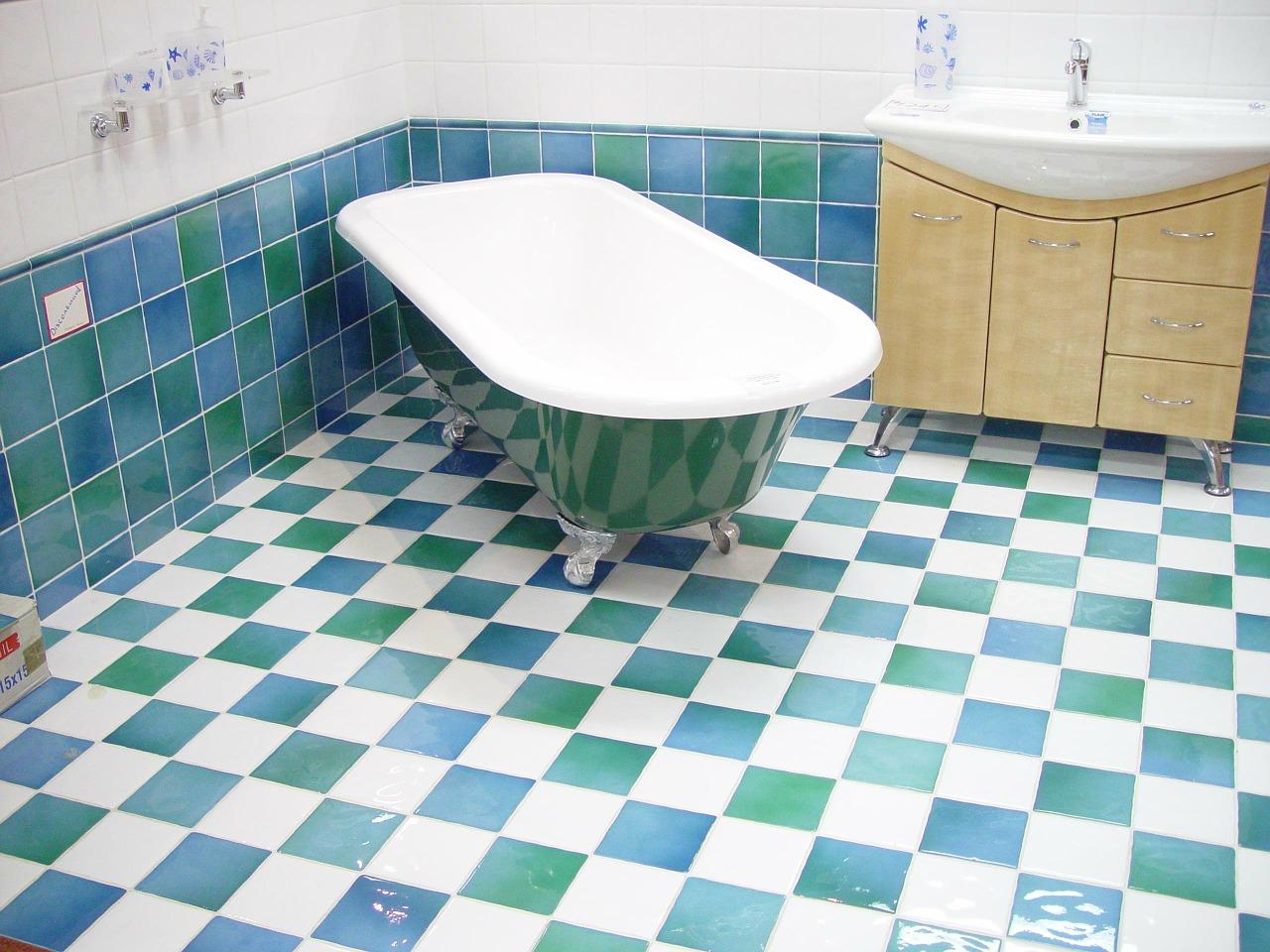 セスキ炭酸ソーダで風呂釜の洗浄はできるの?お風呂の鏡、床、水垢も取れるって本当なの?