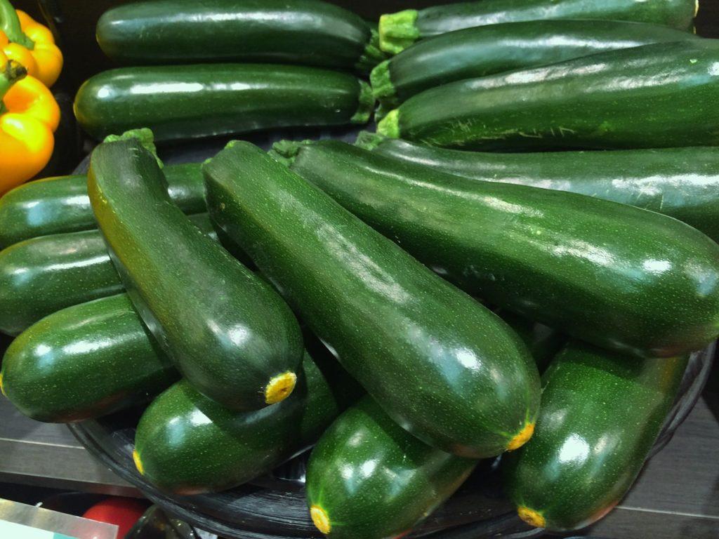 ズッキーニの効果、効能とは?栄養があって健康にいいの?ダイエットにはどう?
