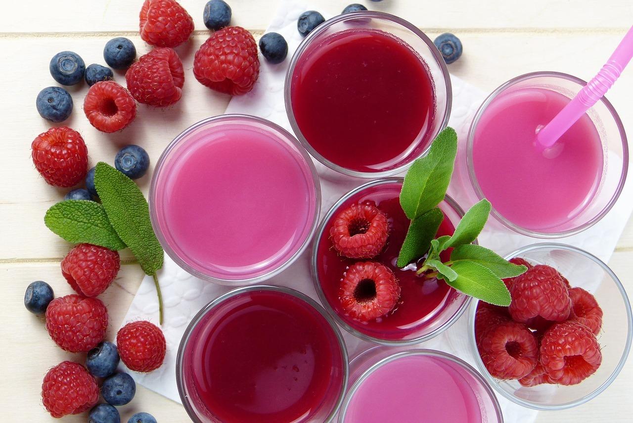 サジージュースとはどんなもの?栄養や効能とは?