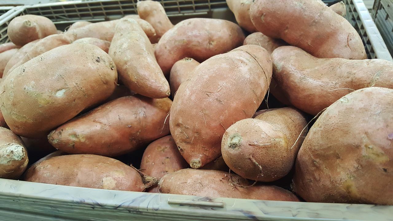 安納芋の中身がオレンジ色は腐っているの?